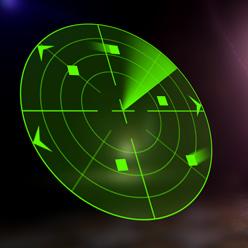 Système Radar avec Unity 3d